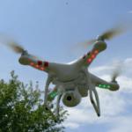 white-dron
