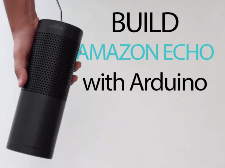 DIY Amazon Echo з ARDUINO-photo2