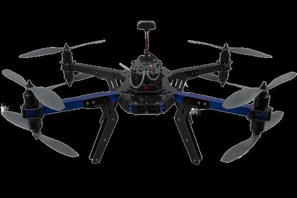 3DR-X8-Drohne